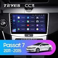 Автомагнитола Teyes CC3 4GB/64GB для Volkswagen Passat 2011-2015, фото 1