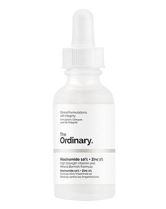 Сыворотка с витамином В3 и цинком [THE ORDINARY] Niacinamide 10% + Zinc 1%, 30мл, фото 2