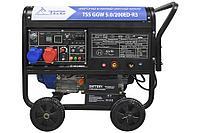 Инверторный бензиновый сварочный генератор TSS GGW 5.0/200ED-R3