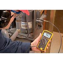 Мультиметр Fluke 116 с функцией измерения температуры и микротоков