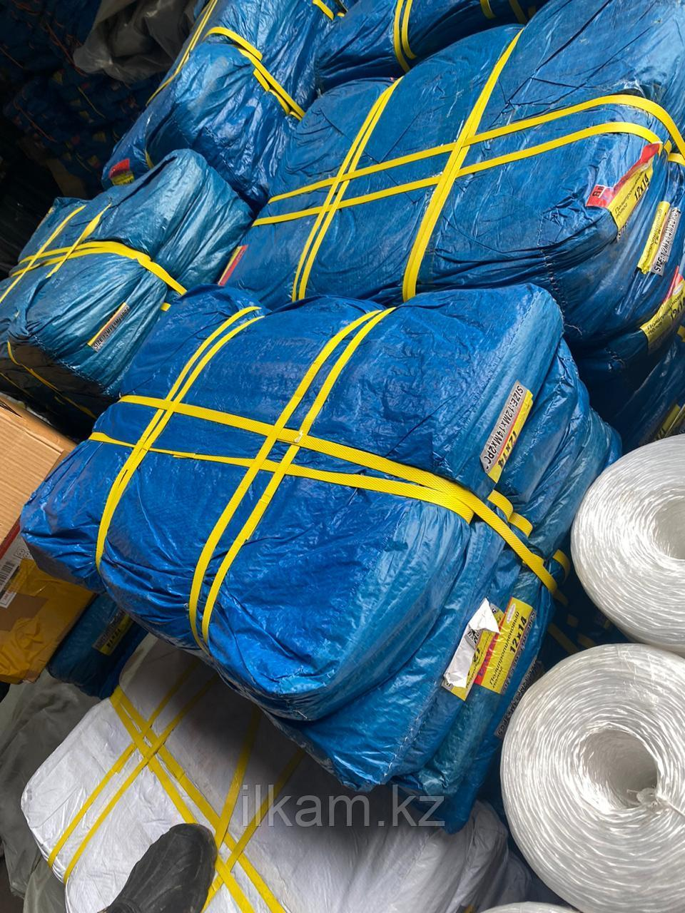 Тент палатка 6*8 (Синий)