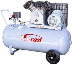 Aircast СБ4/С-100.LB40 Компрессор поршневой с электродвигателем