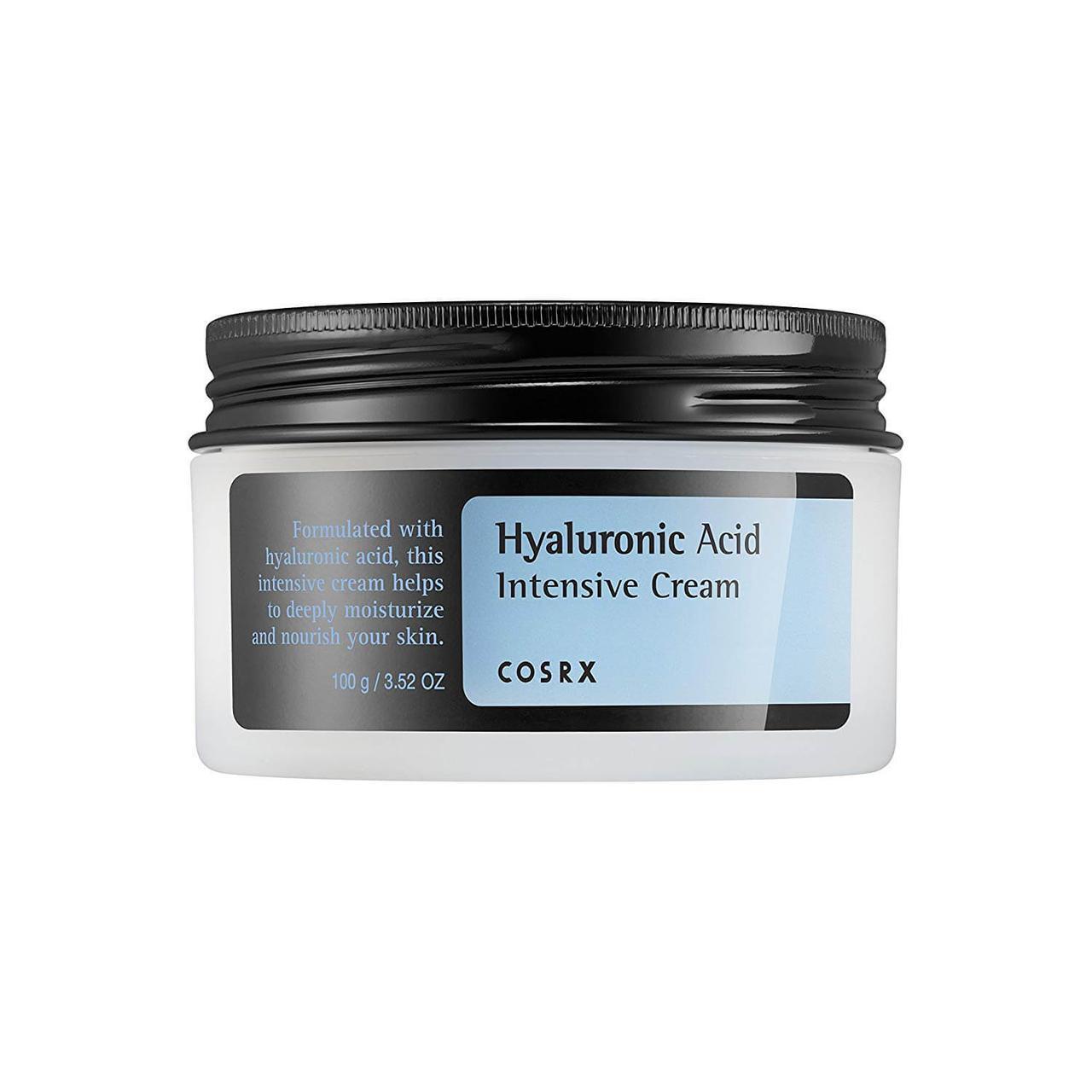 Интенсивный увлажняющий крем для лица, COSRX Hyaluronic Acid Intensive Cream, 100мл