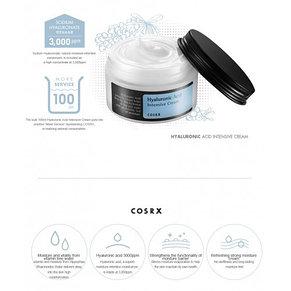 Интенсивный увлажняющий крем для лица, COSRX Hyaluronic Acid Intensive Cream, 100мл, фото 2