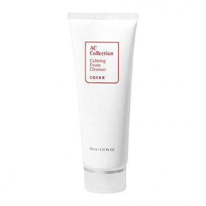 Успокаивающая пенка для проблемной кожи COSRX AC Collection Calming Foam Cleanser,150ml