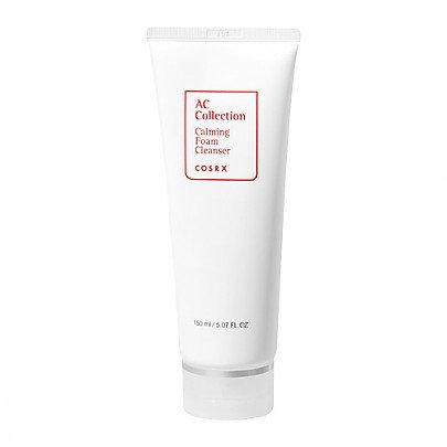 Успокаивающая пенка для проблемной кожи COSRX AC Collection Calming Foam Cleanser,150ml, фото 2
