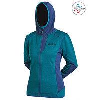 Куртка флисовая (женская) Norfin Women Ozone Deep Blue, размер L