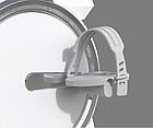 Велотренажер MR-636 (белый) (Доставка+Сборка), фото 4