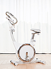 Велотренажер MR-636 (белый) (Доставка+Сборка), фото 2