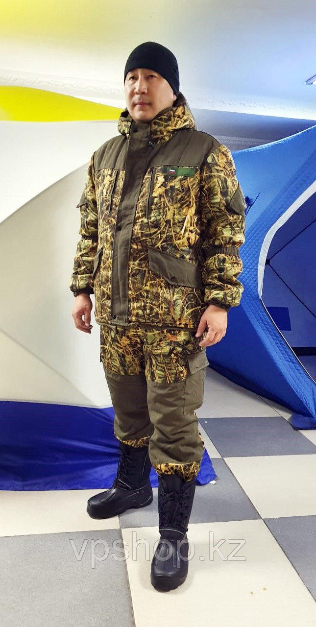 """Утепленный костюм для зимней охоты и рыбалки """"Камыш"""""""