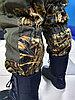 """Утепленный костюм для зимней охоты и рыбалки """"Камыш"""", фото 8"""