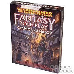 Стартовый набор Warhammer Fantasy Roleplay