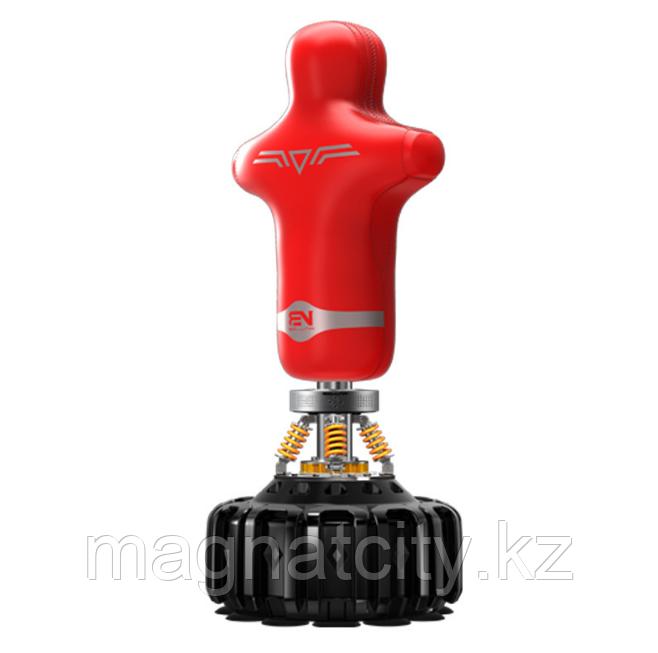 Тренажер для отработки ударов - красный AB5312
