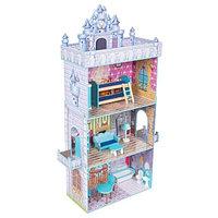 Кукольный домик с мебелью Игруша