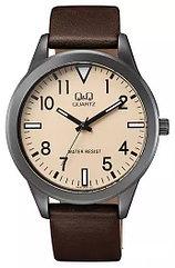 Японские наручные часы Q&Q QA52-503. Гарантия. Kaspi RED. Рассрочка.