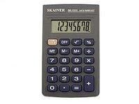 "Калькулятор карманный SKAINER ""131II"" (8-разрядный)"