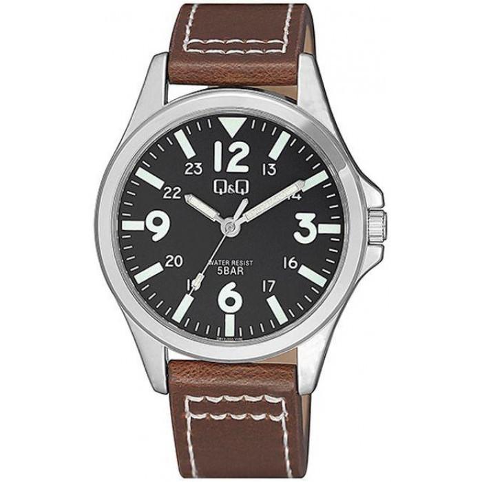 Японские наручные часы Q&Q QB12-325. Гарантия. Kaspi RED. РАссрочка.
