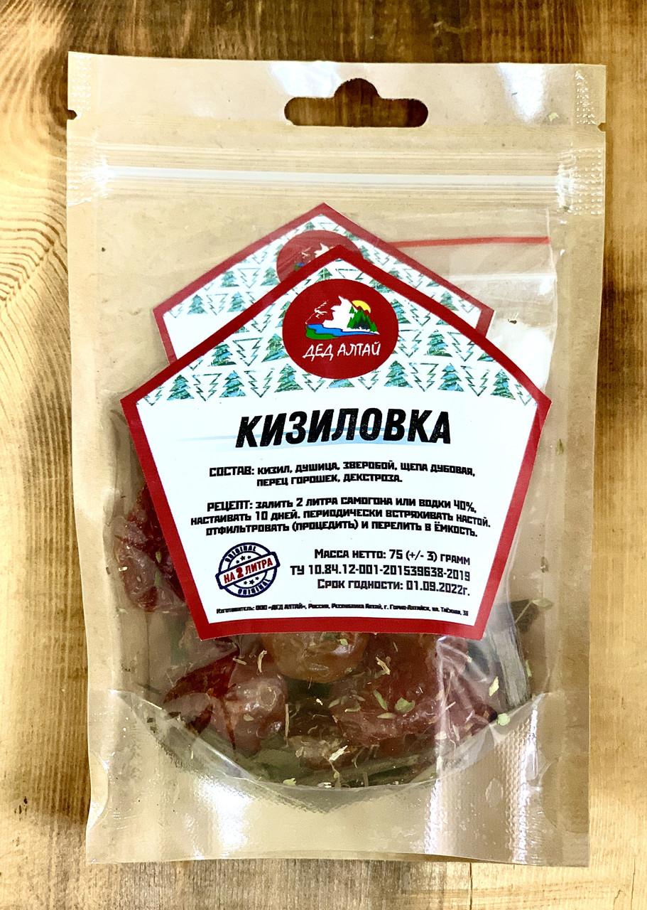 Набор для настойки Кизиловка – Дед Алтай