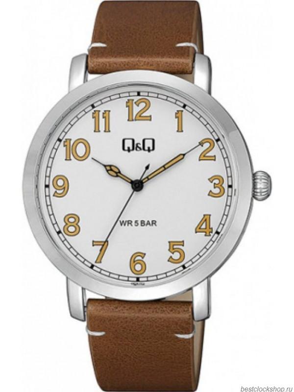 Японские наручные часы Q&Q QB28-314. Гарантия. Kaspi RED. Рассрочка.