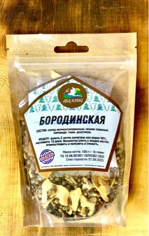 Набор для настойки Бородинская – Дед Алтай