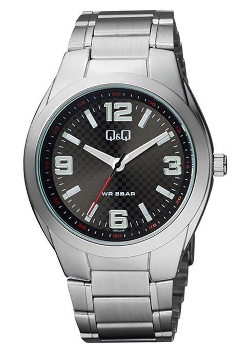 Японские наручные часы Q&Q QB52-205. Гарантия. Kaspi RED. Рассрочка.