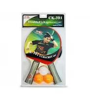 Теннисные ракетки и наборы DOUBLE FISH (ITTF)