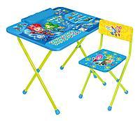 Набор детской мебели стол и стул НИКА Фиксики Ф2А