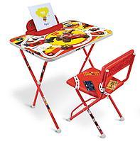Детский стол и стул Ника Тачки Д2Т