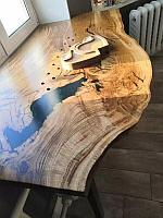 Подоконник из дерева