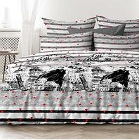 """Комплект постельного белья """"Любимый дом"""" Лакшери"""
