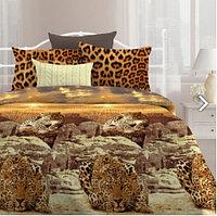 """Комплект постельного белья """"Любимый дом"""" Леопард"""