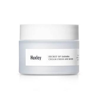 Освежающий крем Huxley Cream Fresh And More, 50мл., фото 2