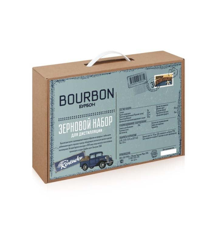 BrewBox «Bourbon» (Бурбон) для дистилляции