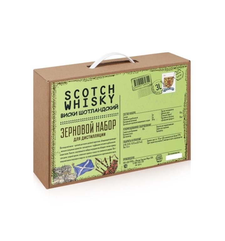 Зерновой набор Скотч Виски, 5.5 кг
