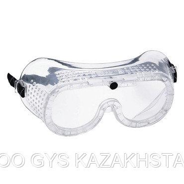 Защитная маска от искр и метал.выбросов, с эффектом анти-запотевания (блистерная упаковка), фото 2