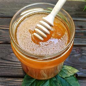 Мед разнотравье 1 кг