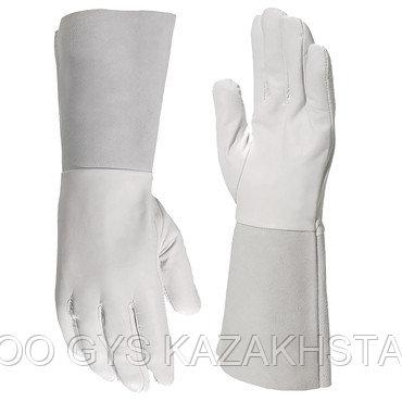 Перчатки для сварки TIG размер 10, фото 2