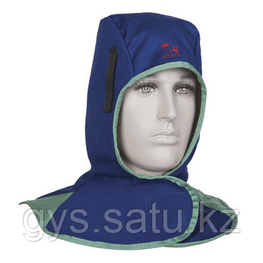 Защитный матерчатый шлем, фото 2