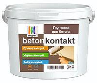 Грунтовка для бетона Mayer BetonKontakt 3кг