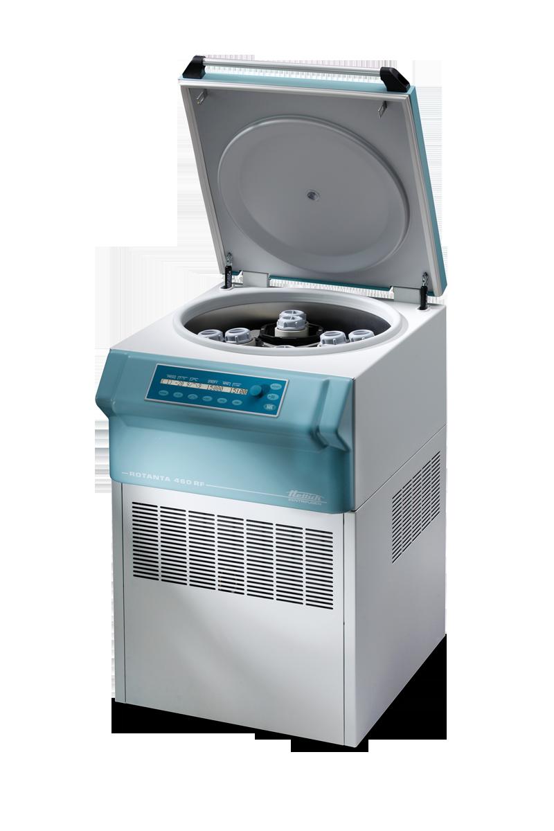 Лабораторная напольная центрифуга ROTANTA 460 RC | 460 RF
