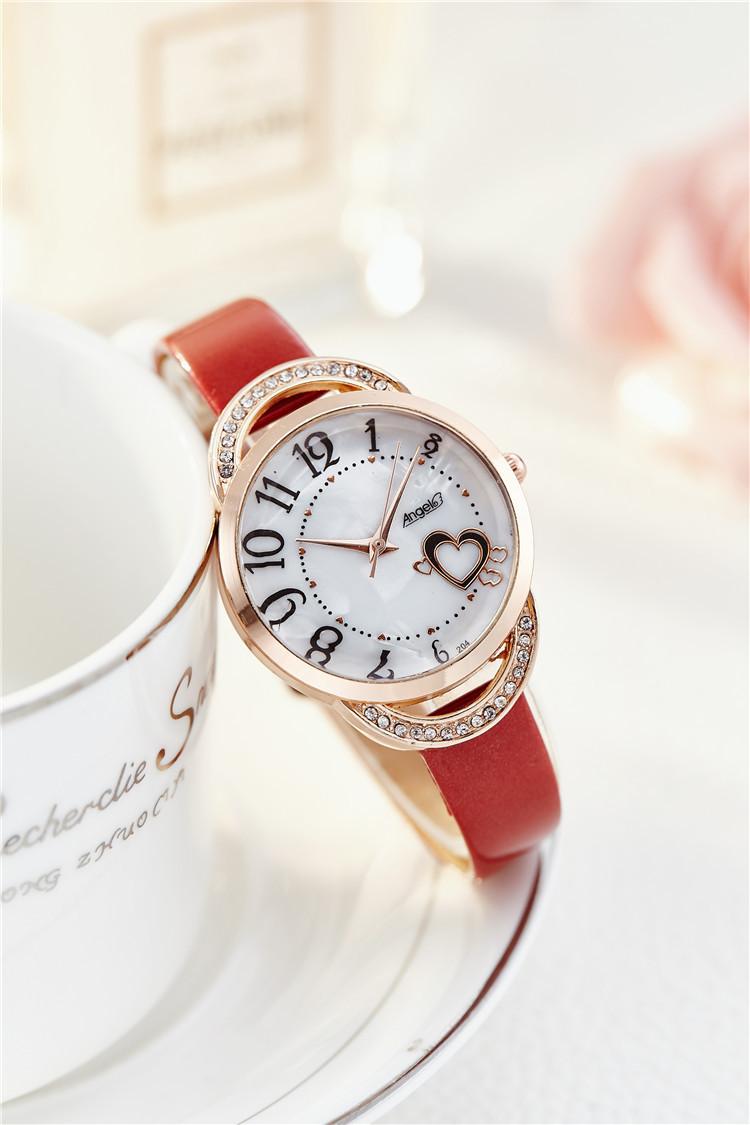 Женские модные часы Angels. Kaspi RED. Рассрочка.
