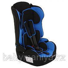 Автокресло 9-36 кг PRIMO BAMBOLA чёрный/синий