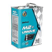 Моторное масло United M2 Unique 5w40 синтетика 4L