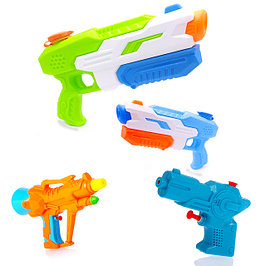 Водные пистолеты и бластеры