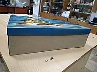 Коробка новогодняя 37*24*10 см