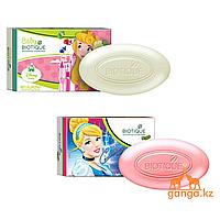 Детское питательное мыло с миндальным маслом Биотик (Bio Almond Nourishing Baby Soap BIOTIQUE), 75г