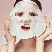 Тканевая косметологическая маска для лица