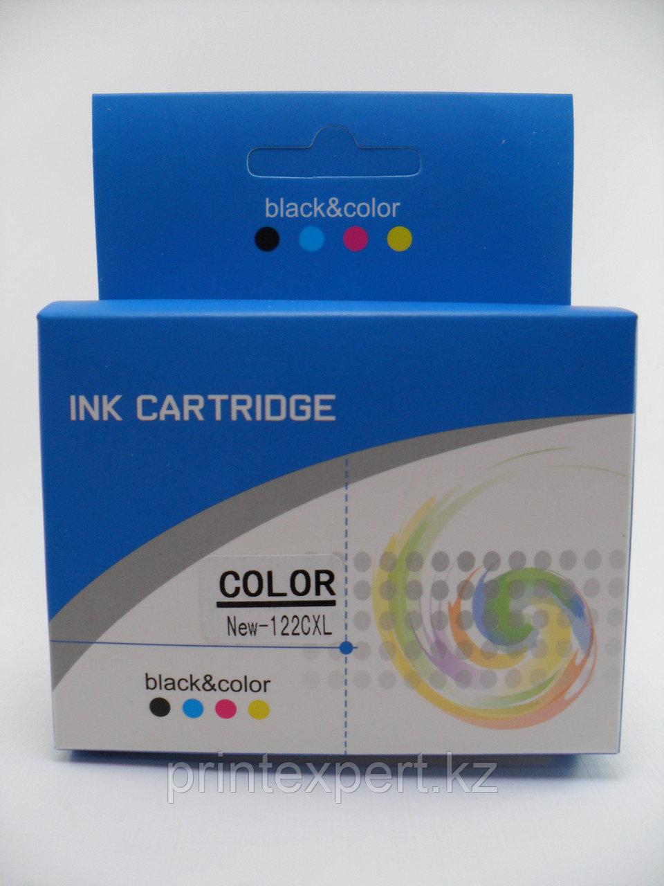 Картридж HP 122XL color