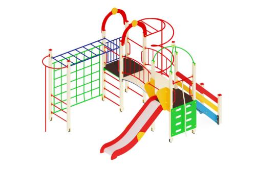 Детский игровой комплекс «Навина» H=1200