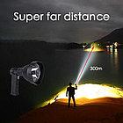 Ручной фонарь фара-искатель, фото 2